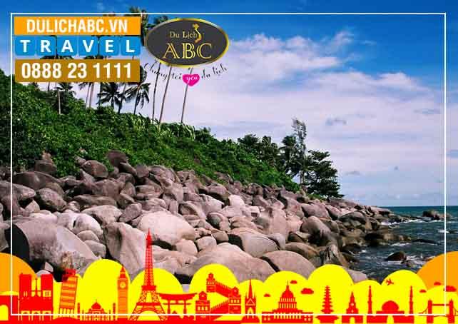 Du lịch Đảo Hòn Sơn Rái - Kiên Giang Giá Rẻ