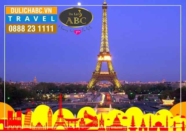 Du lịch Pháp 6 Ngày 5 Đêm
