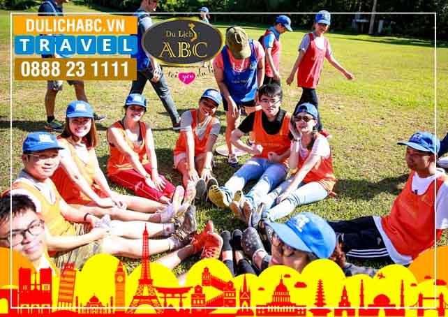 Team Building tại Madagui Lâm Đồng