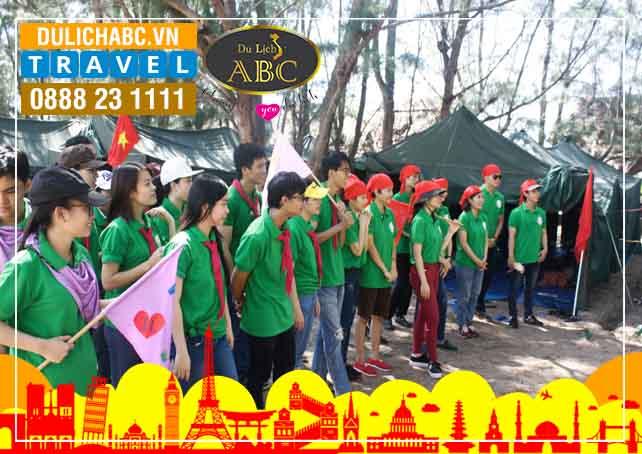 TeamBuilding Mưu Sinh Hoang Đảo