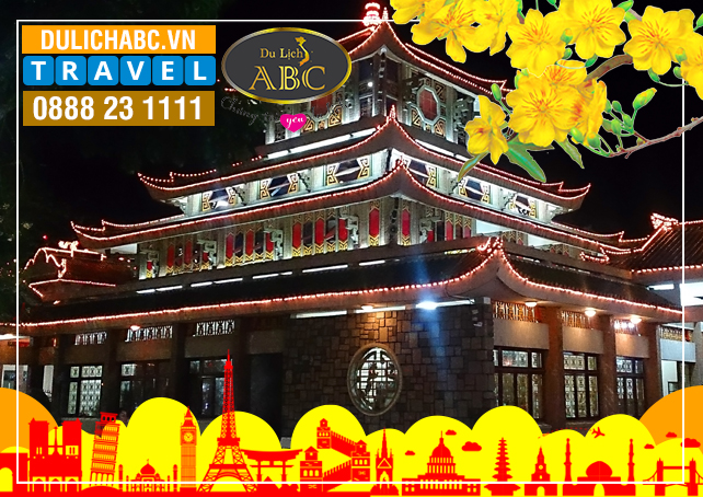 Tour Du lịch Châu Đốc Tết Nguyên Đán 2020 (2 Ngày 1 Đêm)