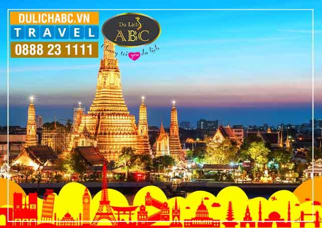Du Lịch Thái Lan: Bangkok - Pattaya