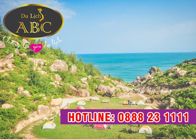 Du lịch Quy Nhơn - Phú Yên - Khu dã ngoại Trung Lương