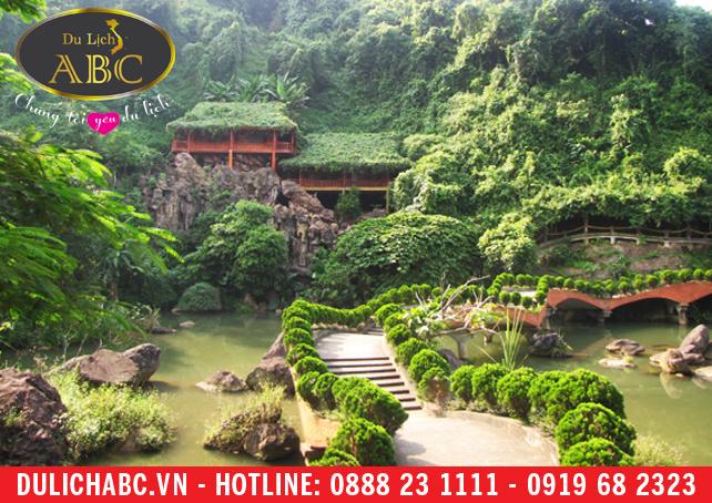 Giá vé vào khu du lịch Thiên Sơn Suối Ngà