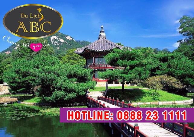 Du Lịch Hàn Quốc - Dạo bước ở chùa cổ ngàn năm tuổi Beomeosa – Hàn quốc