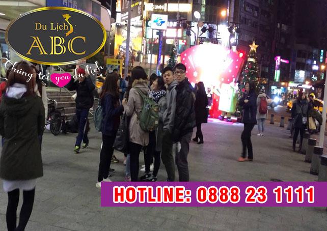 """Du Lịch Đài Loan - Ximending – Con đường """"shopping"""" lý tưởng của thành phố Đài Bắc"""