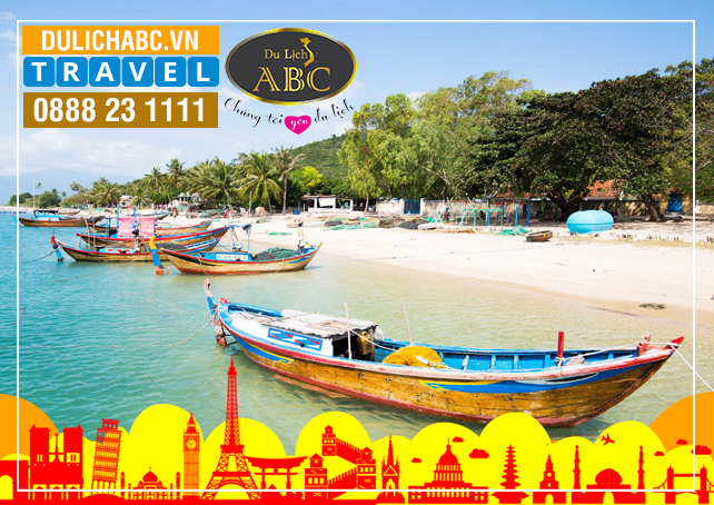 Du Lịch đảo Điệp Sơn - Nha Trang Festival 2019