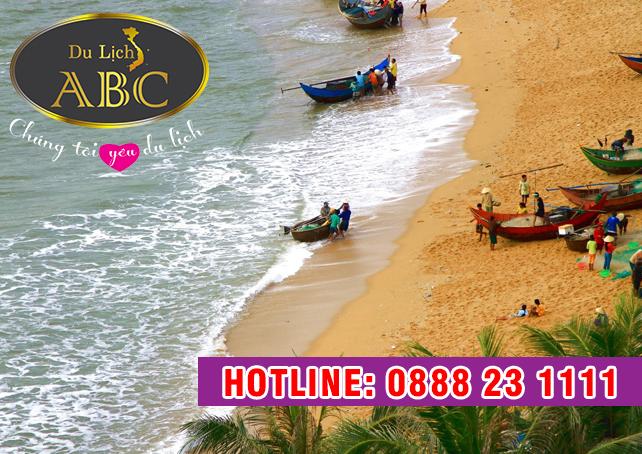 Du lịch Quy Nhơn - Phú Yên - Làng chài Hải Minh