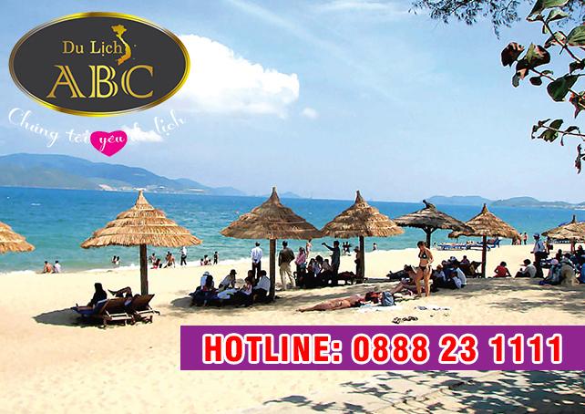 Du lịch hè đà nẵng 2018 - Bãi biển Thanh Bình