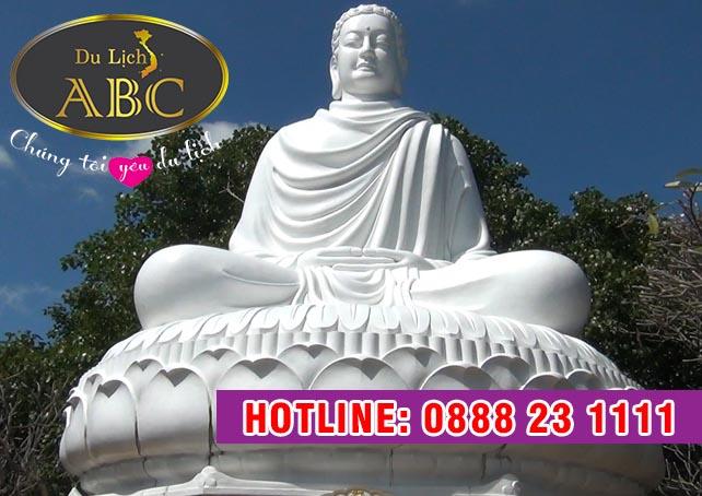 Du lịch Vũng Tàu - Thích Ca Phật Đài