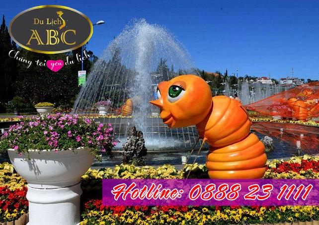 Lễ hội Festival hoa Đà Lạt lần thứ VII-2017