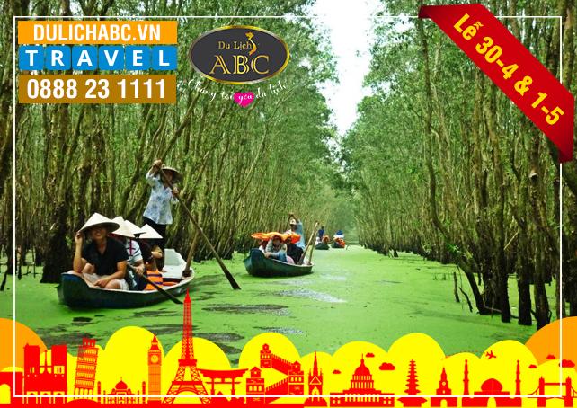 Tour Tiền Giang - Bến Tre - Cần Thơ 2 Ngày 1 Đêm lễ 30/4