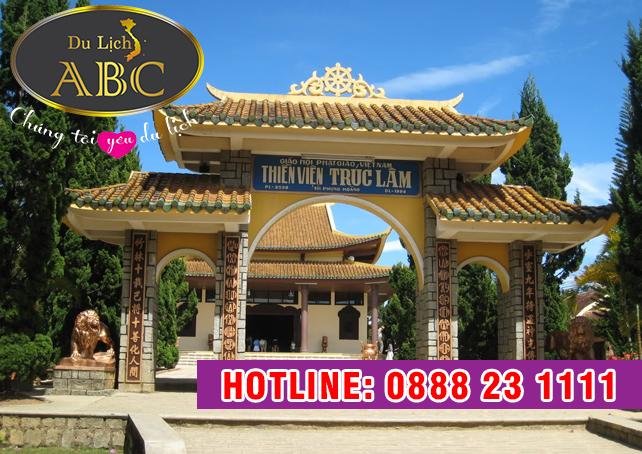 Du lịch hè 2018 - Du Lịch Đà Lạt Thiền Viện Trúc Lâm