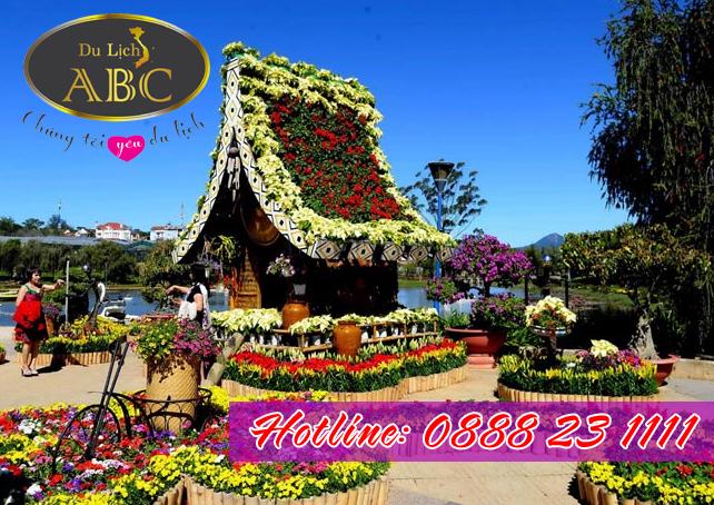 Festival hoa Đà Lạt lần thứ 7 năm 2017