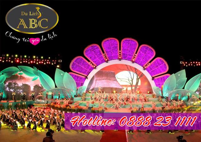 Festival Hoa Đà Lạt 2017 tổ chức ngày nào?