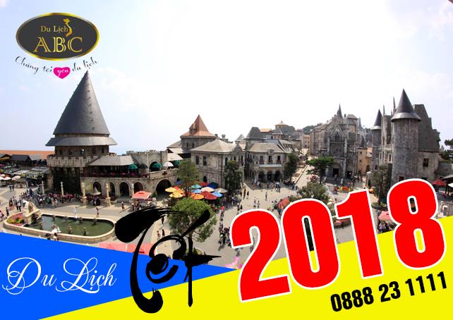 Du Lịch Tết 2018: Đà Nẵng - Hội An - Bà Nà - Huế