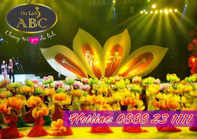 Festival Hoa Đà Lạt 2017 ngày mấy