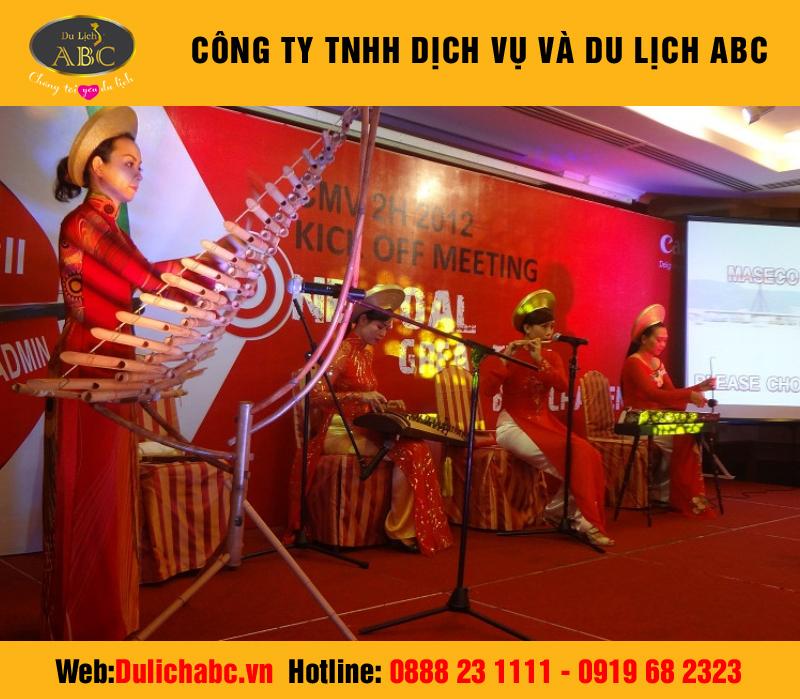 Cung Cấp Nhạc Công - Band Nhạc