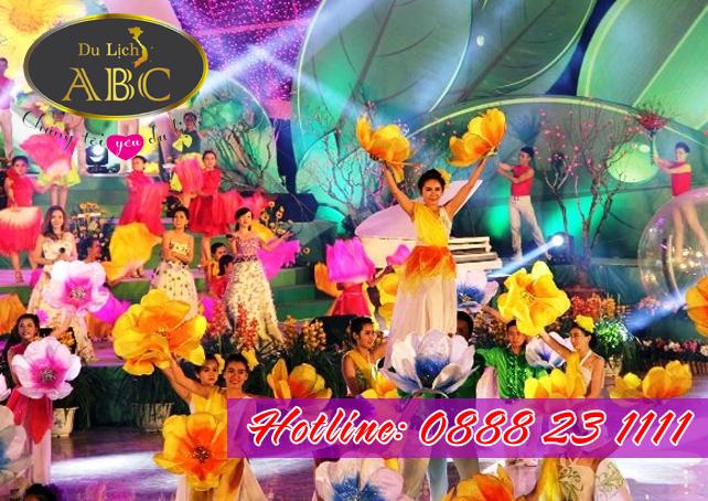 Lễ hội Festival Hoa Đà Lạt 2017