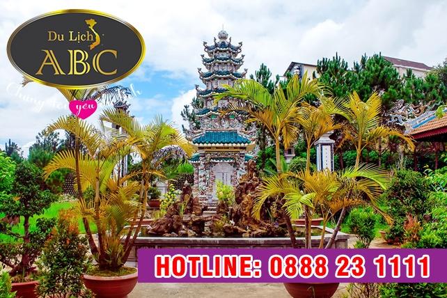 Du lịch hè 2020 - Du Lịch Đà Lạt Chùa Linh Sơn