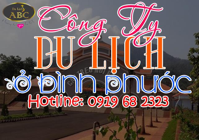 Công ty du lịch tại Bình Phước
