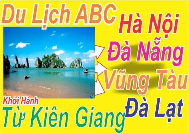 Công ty Du lịch ở Tại Kiên Giang