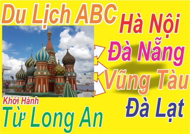 Công ty Du lịch ở Tại Long An