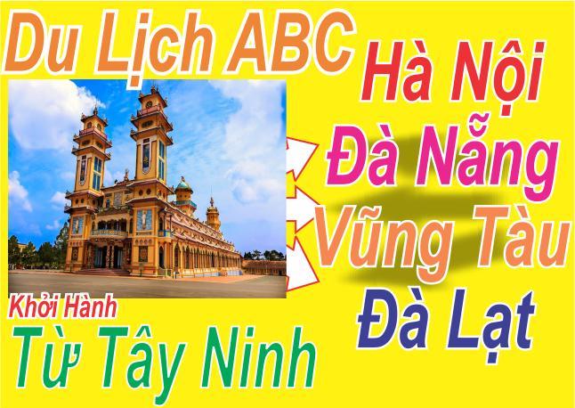 Công ty Du lịch ở Tại Tây Ninh