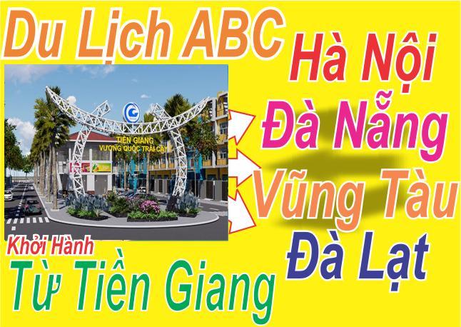 Công ty Du lịch ở Tại Tiền Giang