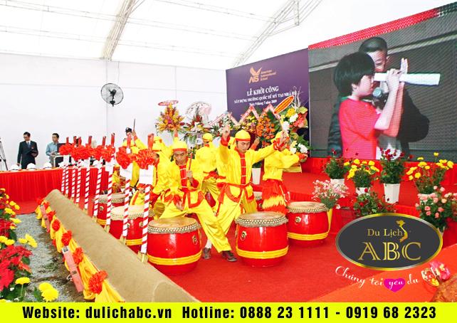 Công ty Tổ chức Sự kiện hàng đầu Việt Nam
