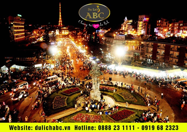 Chợ âm phủ Đà Lạt – Thiên đường mua sắm