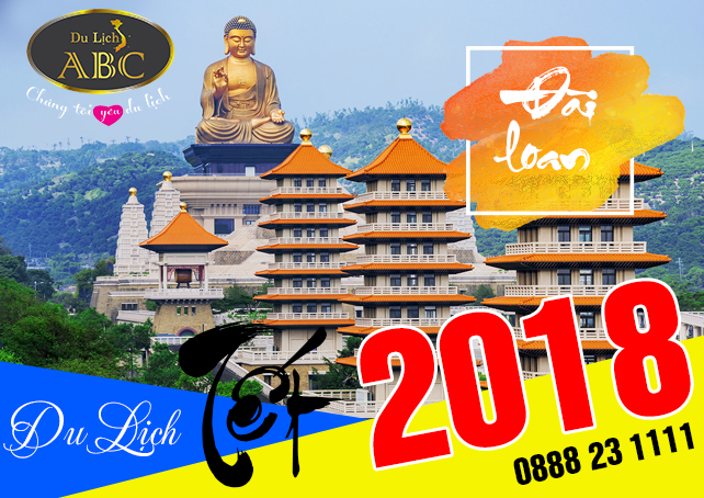 Tour Du lịch Đài Loan Tết Âm lịch 2018