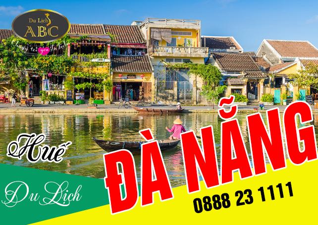 Du lịch Đà Nẵng - Huế - Hội An - Động Phong Nha - Thiên Đường Tết 2018