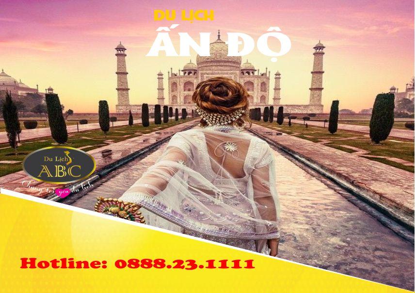 Tour Du lịch Ấn Độ: DELHI - AGRA - FATEHPUR SIKRI - JAIPUR
