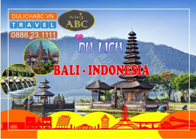Tour Du lịch Thiên Đường Đảo Bali 4 Ngày 3 Đêm