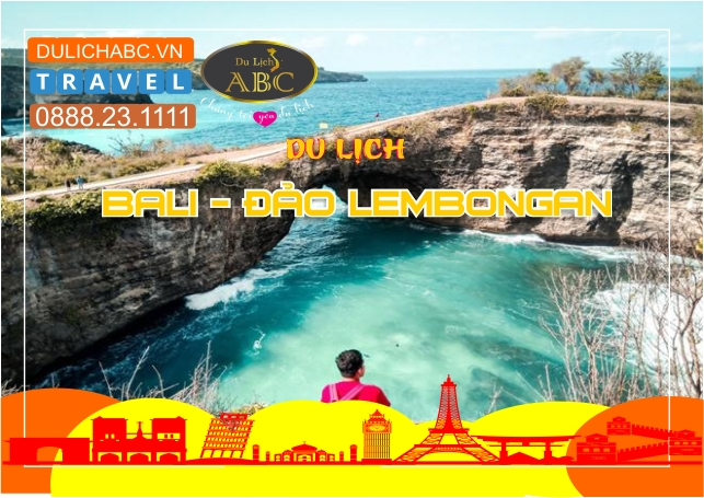 Du lịch Bali -  Đảo Lembongan 4 Ngày 3 Đêm