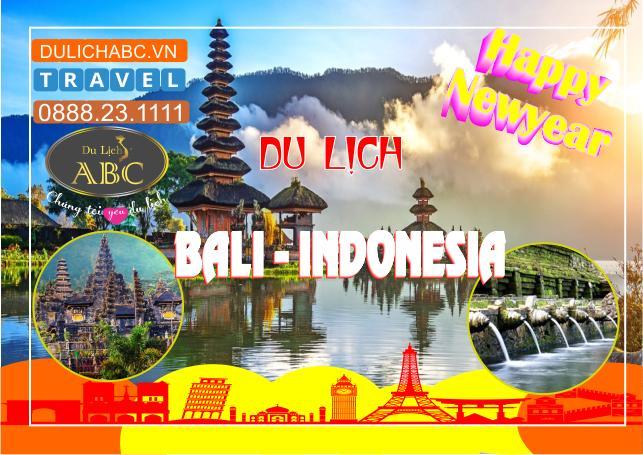Tour Du lịch Đảo Bali Tết 2020