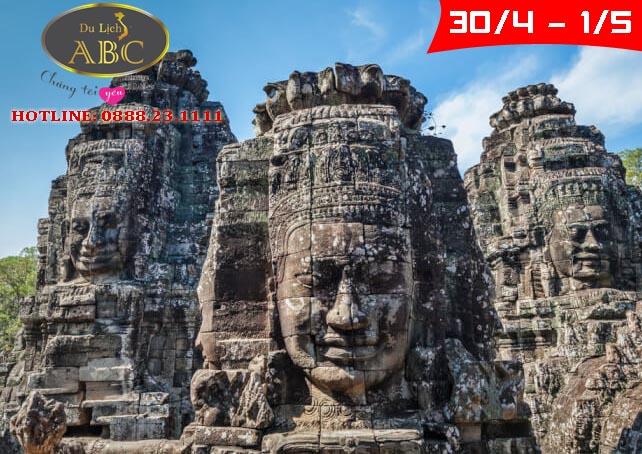Du lịch Campuchia lễ 30/4 - 1/5/2020