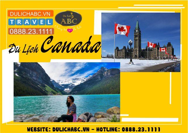 Du lịch Canada 10 Ngày 9 Đêm