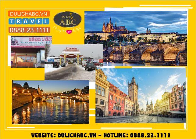 Top 15 địa điểm tham quan du lịch ở nổi tiếng Châu Âu nhất định phải ghé thăm