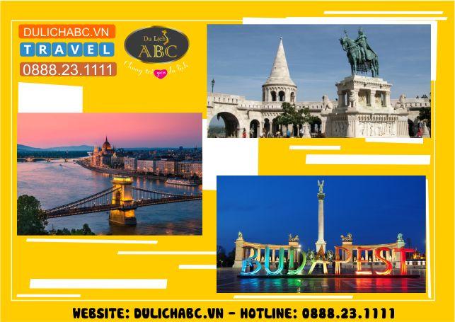 Top 5 Thành Phố Nhất Định Phải Đến Khi đi Du lịch Châu Âu