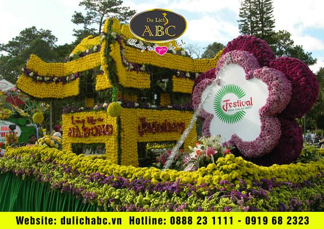 Tour Du lịch Giá Rẻ Festival Hoa