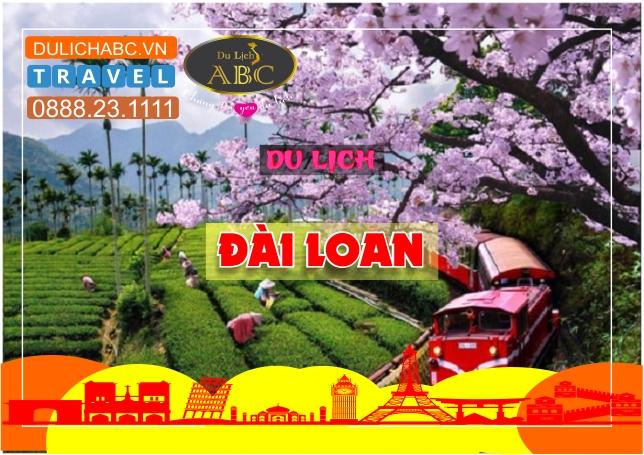 Du lịch Đài loan Mùa Hoa Anh Đào 2020