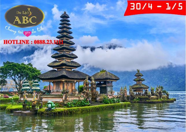 Du lịch Đảo Bali 30/4-1/5/2021