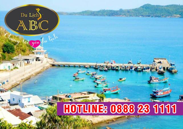Kinh nghiệm du lịch Đảo Nam Du - Hòn Ngang