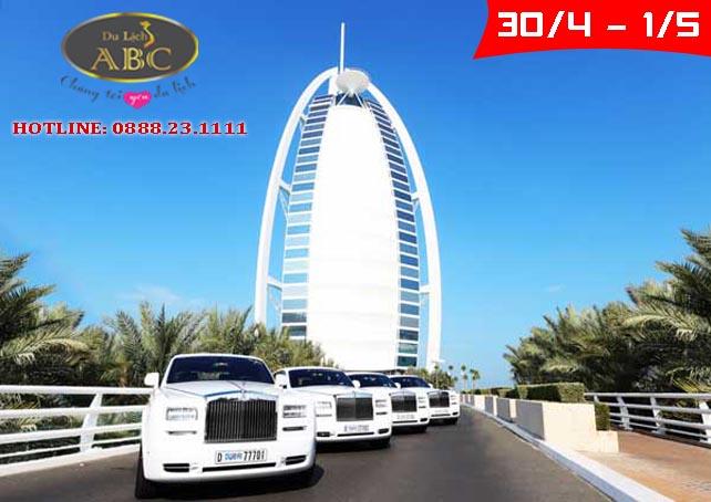 Du lịch Dubai - Adu Dhabi lễ 30/4 và 1/5/2021