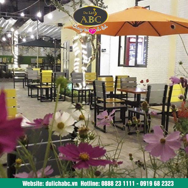 Quán On Fleek Coffee Du Lịch Đà Nẵng