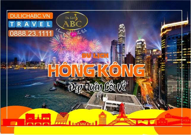 Du lịch Hồng Kông 4 Ngày 3 Đêm