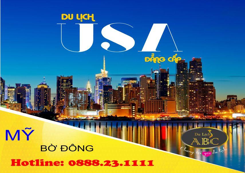 Tour Du lịch Mỹ: Bờ Đông Hoa Kỳ: New York - Philadelphia - Washington DC