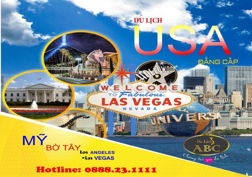 Tour Du lịch Mỹ: Bờ Tây Hoa Kỳ